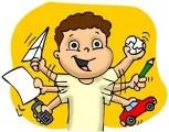 Синът ми е на 5 г. и логопедът в детската градина ни каза, че той е хиперактивно дете